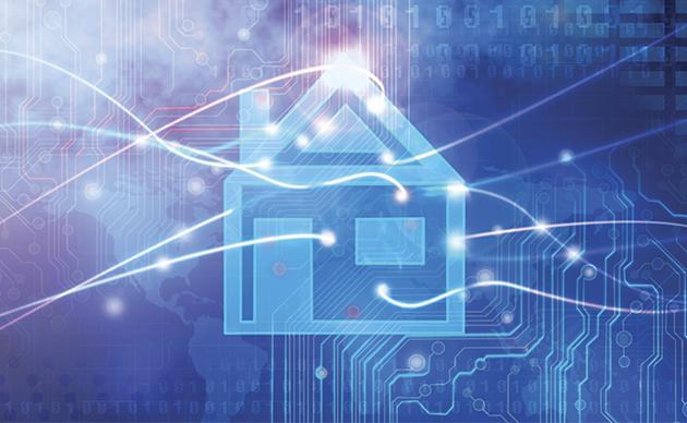 smarthomes o casas inteligentes Serycoin